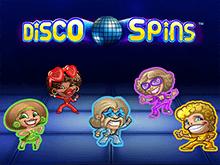 Disco Spins Вулкан играть на деньги