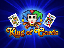 King Of Cards в казино онлайн