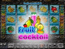 Онлайн игра с автоматом Fruit Cocktail