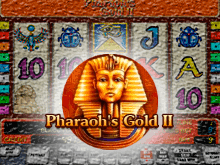 Игровой автомат Вулкан - Pharaohs Gold 2
