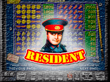 Бесплатный игровой автомат Resident