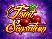 Новые игры Вулкан Fruit Sensation