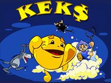 Онлайн игра Вулкан на аппарате Keks