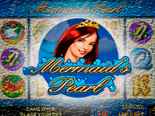 В бесплатном казино Вулкан Mermaid's Pearl