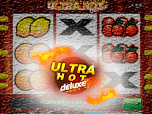 В казино Вулкан Ultra Hot Deluxe