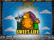 Вулкан демо аппарат Sweet Life