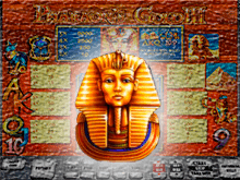 Онлайн игровой автомат Pharaohs Gold III