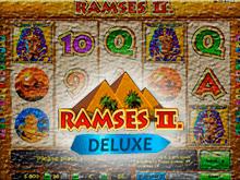 В казино Вулкан онлайн Ramses II