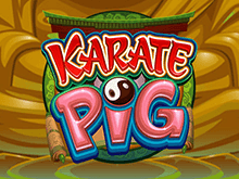Игровой онлайн автомат Каратэ Кабан