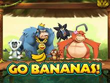 Вперед Бананы – самая веселая слот-машина