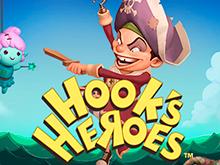 Герои Крюка – лучший игровой автомат