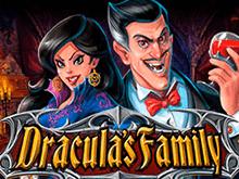 Игровой аппарат Dracula's Family