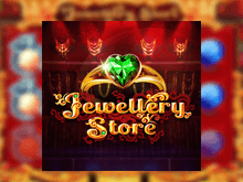 Сорвите куш в автомате Ювелирный Магазин в онлайн-автомате казино Вулкан!