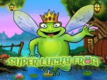 Удачливая Лягушка – лучший игровой автомат