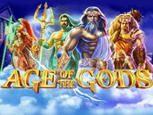 Игровой аппарат Эпоха Богов