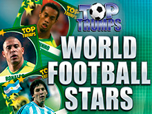 Игровой аппарат Top Trumps World Football Stars